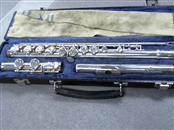 ELKHART INDUSTRIES Flute GEMEINHARDT FLUTE